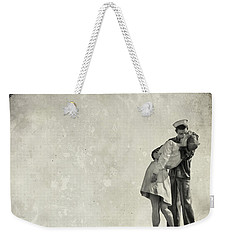 The Power Of A Kiss Weekender Tote Bag