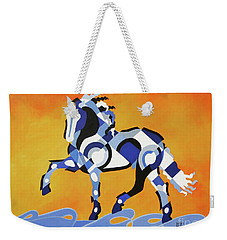 The Power Of Equus Weekender Tote Bag