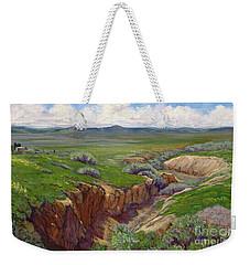 The Power Of Water Weekender Tote Bag