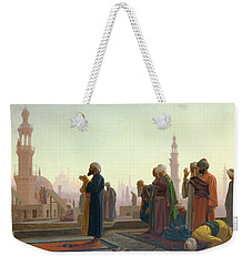 The Prayer Weekender Tote Bag