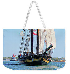 The Pride Of Baltimore Weekender Tote Bag