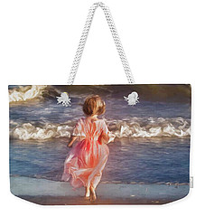 The Princess And The Sea Weekender Tote Bag