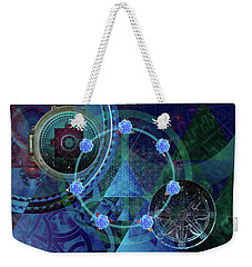 The Prism Of Time Weekender Tote Bag