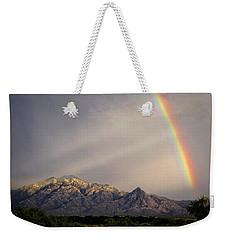 The Promise Weekender Tote Bag by Lucinda Walter