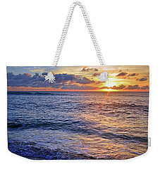 Weekender Tote Bag featuring the photograph The Promise Of A New Day by Tara Turner