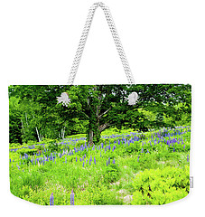 Weekender Tote Bag featuring the photograph The Protector by Greg Fortier