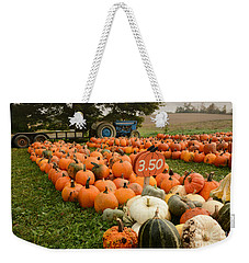 The Pumpkin Farm One Weekender Tote Bag