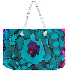 The Purple Eye Weekender Tote Bag