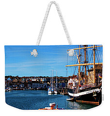 The Quayside  Weekender Tote Bag