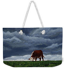 The Quiet Before The Storm Weekender Tote Bag
