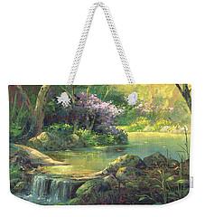 The Quiet Creek Weekender Tote Bag