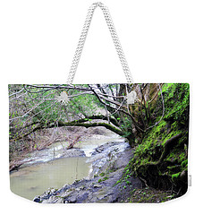 The Quiet Places Weekender Tote Bag by Donna Blackhall
