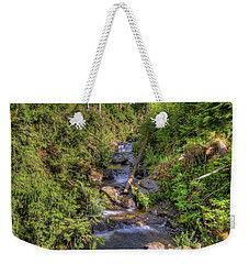 The Quinault Stream 2 Weekender Tote Bag