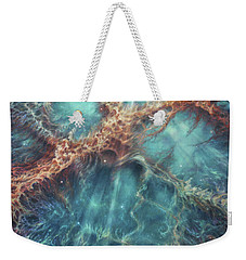 The Racing Heart Of The Crab Nebula Weekender Tote Bag