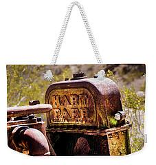 The Radiator Weekender Tote Bag