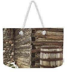 The Rain Barrel Weekender Tote Bag
