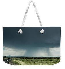 The Rain Storm Weekender Tote Bag