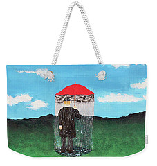 The Rainmaker Weekender Tote Bag