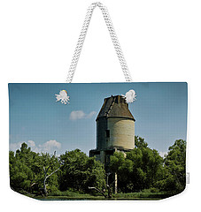 Weekender Tote Bag featuring the photograph The Rankin Coal Tipple by Douglas Stucky