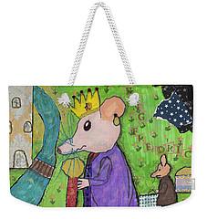 The Rat King Weekender Tote Bag