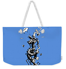 The Rat Penthouse Weekender Tote Bag