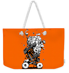 The Ratmobile Weekender Tote Bag