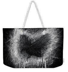 The Raven - Black Edition Weekender Tote Bag