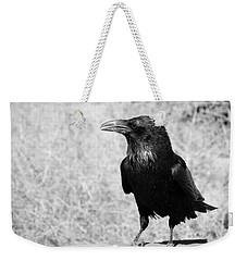 The Raven Weekender Tote Bag