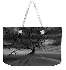 The Raven's Night Weekender Tote Bag