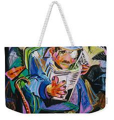 The Reader Weekender Tote Bag