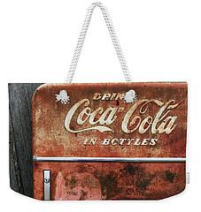 The Real Thing Weekender Tote Bag