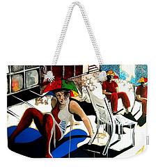 The Recalcitrants Weekender Tote Bag
