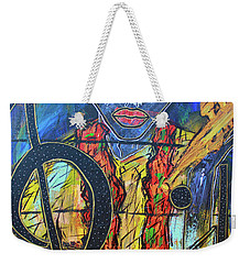 The Recital Weekender Tote Bag