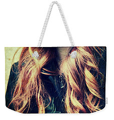 The Red-haired Girl Weekender Tote Bag