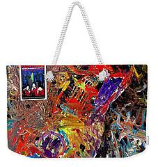 The Red Paintings Weekender Tote Bag
