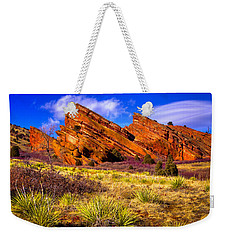 The Red Rock Park Vi Weekender Tote Bag