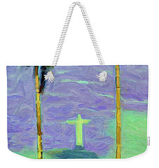 The Redeemer Weekender Tote Bag by Caito Junqueira