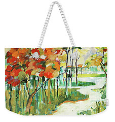 The Redlands2 Weekender Tote Bag