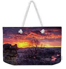 The Redwater Weekender Tote Bag by Fiskr Larsen