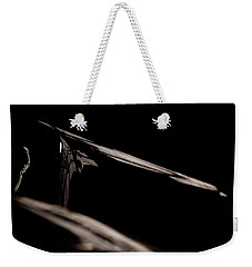 Weekender Tote Bag featuring the photograph The Reflection by Paul Job