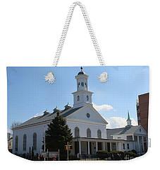 The Reformed Church Of Newtown- Weekender Tote Bag