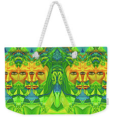 The Reinvention Reinvented 3 Weekender Tote Bag