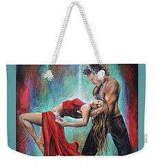 The Release Weekender Tote Bag