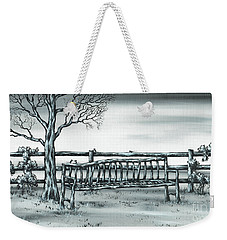 The Rematch Weekender Tote Bag by Kenneth Clarke