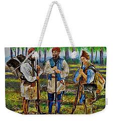 The Rendezvous. Weekender Tote Bag