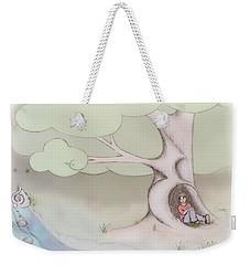 The Resting Tree Weekender Tote Bag