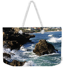 The Restless Sea Weekender Tote Bag