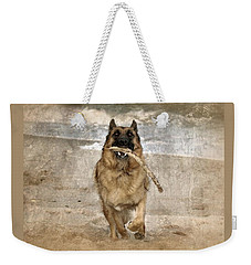 The Retrieve Weekender Tote Bag