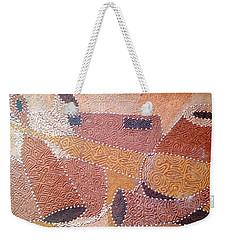 The Rhythm  Weekender Tote Bag