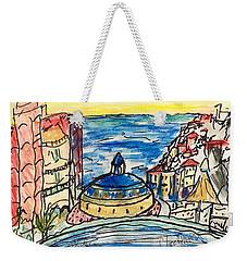 The Ridge View Cabo Weekender Tote Bag